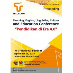 Proceeding 2nd TELCECON 2018